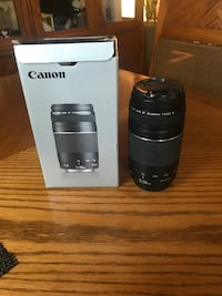 Canon EF 70-300mm Lens Barrie, L4N 8M8