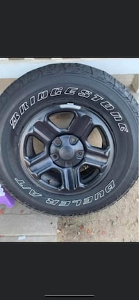 Jeep stock rims 16""