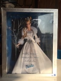 Barbie belle des filas doll Waterloo, N2V