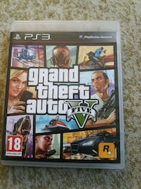 Grand Theft Auto Five PS3 oyun çantası Karaaslandede Mahallesi, 42020