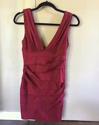 Red Party Dress size med  3728 km