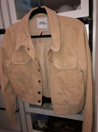 Urban outfitters corduroy jacket