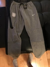 Nike dry fit England jogging suit medium brand new tags