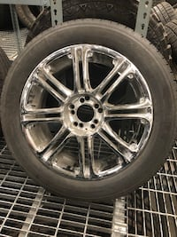 4 17inch MKW Wheels with Michelin tires 215/55R17 Layton, 84041