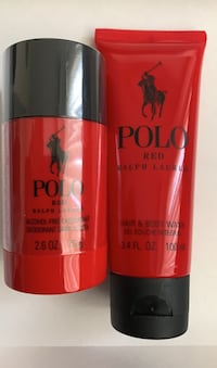 Ralph Lauren Polo Red Body Wash and Deodorant Mississauga, L5B