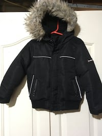 Girl's 3t canadiana winter parka