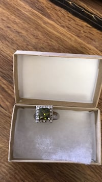 Sterling  ring Miami, 33174