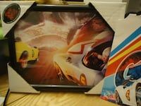 Speed Racer The Movie Framed Picture New Ottawa
