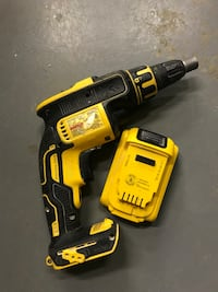 Dewalt 20v Screwdriver With Battery And Charger  Powder Springs, 30127
