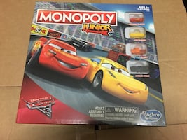 NEW CARS MONOPOLY