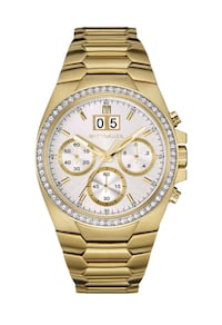 MEN'S GOLD TONE WITTNAUER BY BULOVA WATCH. Los Angeles, 90033