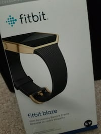Fitbit blaze, Slim Accessory Band and Frame.  **Th Fairfax, 22030