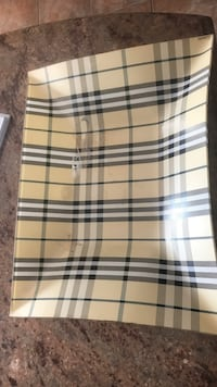 white, black, and gray plaid textile Vaughan, L4H 2S8