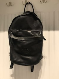 Black Roots Leather Backpack 10/10 Condition  Oakville