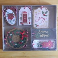 Holiday gift tags (Full pack) Montréal, H3A