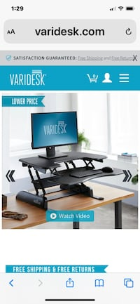 Vari-Desk Virginia Beach, 23456