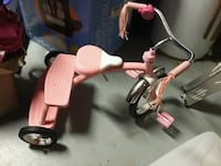 Toddler pink bike  Springfield