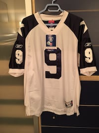 Throwback NFL jersey