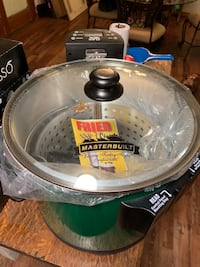 New Masterbuilt Eletric Turkey Fryer and Seafood Kettle Knoxville, 37920