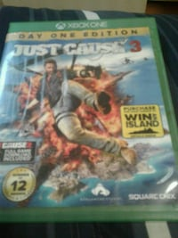 JUST CAUSE 3 XBOX ONE  Rancho Cordova, 95670