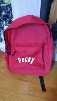 Used Limited Edition Pocky Backpack for sale in San Francisco - letgo b3ee13ae8eb26