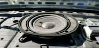 Civic subwoofer from 2006 coupe Toronto, M1X