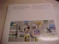 CANADA 1985 Annual Collection LONDON