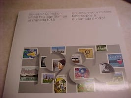 CANADA 1985 Annual Collection