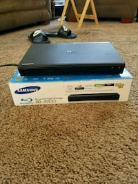 Samsung Blu-ray player with Netflix & HDMI cable Pacifica, 94044