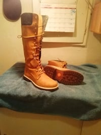 Timberland high boots $275 new