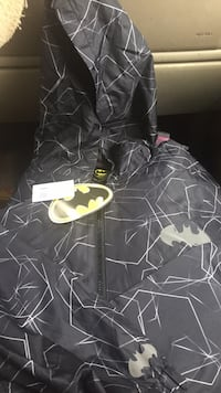 Brand New Lg Batman windbreaker Pelahatchie, 39145