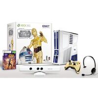 XBOX 360 Star Wars (320gb) + Kinect Milan, 20121