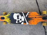 Longboard from area 51 listening to offers Duncan, V9L 4A9