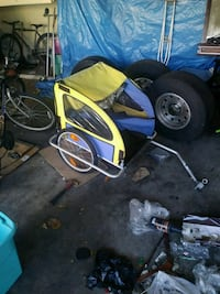 Fits on the back of your bike you can carry your b Long Beach, 90805