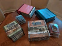 Game of Thrones Card Game Collection open 2 trade Annandale, 22003