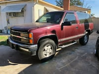 Chevrolet - Blazer - 1994 Los Angeles, 90003