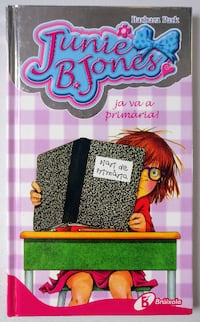 Libro: Junie B. Jones ja va a primaria! Barcelona