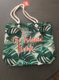 Tropical Beach Tote Smyrna, 37167