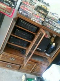 Stereo with Big speakers