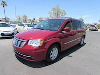 Chrysler Town & Country 2013 Las Vegas