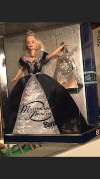 MILLENIUM PRINCESS BARBIE COLLECTIBLE  Clarksburg, 20871