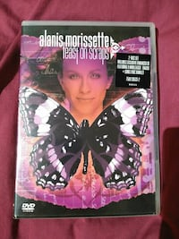 Alanis Morissette  Feast on scraps DVD y CD  Madrid, 28015