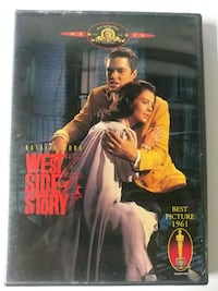 West Side Story dvd Baltimore