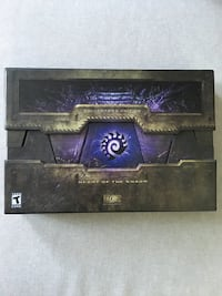 Starcraft 2 HOTS Collectors edition