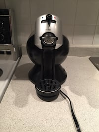 Black and silver t-fal coffeemaker Dolce Gusto Vaughan, L4L 7J4