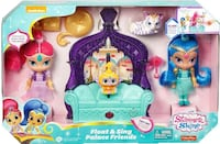 Shimmer and Shine float and sing palace friends New Westminster, V3L 0E5