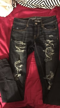 Size 6 womens American eagle jeans null, V2K