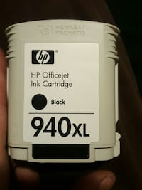 white hp office jet black ink cartridge Colorado Springs, 80907