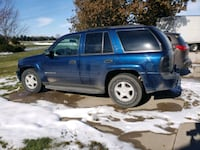 2002 Chevrolet TrailBlazer 4WD LS Pleasant Hill