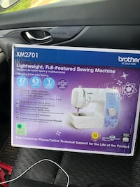 Brother XM2701 Brand New sewing machine. In hand! Will deliver!